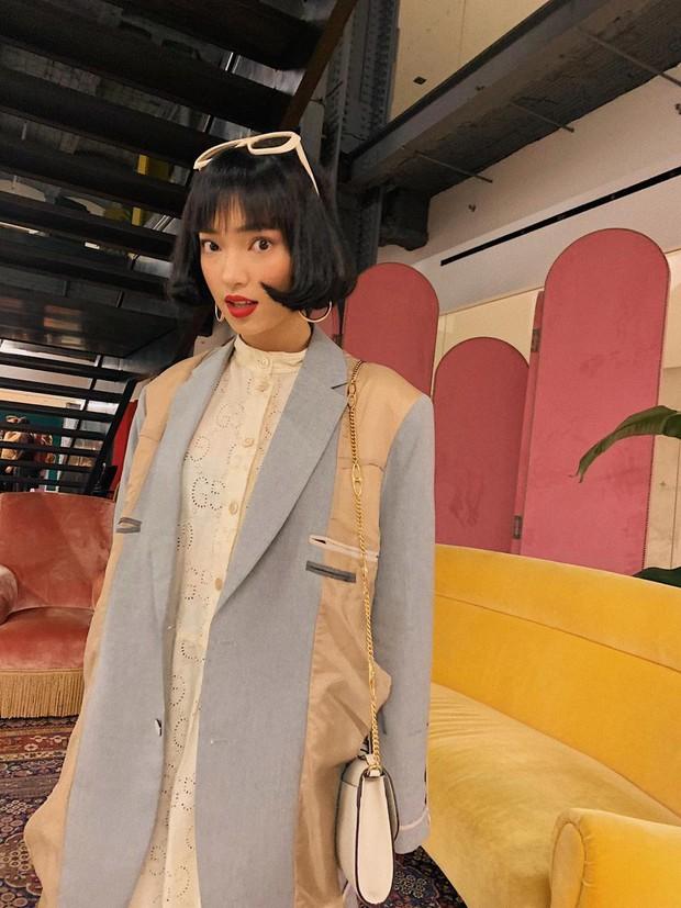 Châu Bùi vi vu từ sự kiện Gucci và show Louis Vuitton, hội ngộ với toàn nhân vật oách bậc nhất - Ảnh 5.