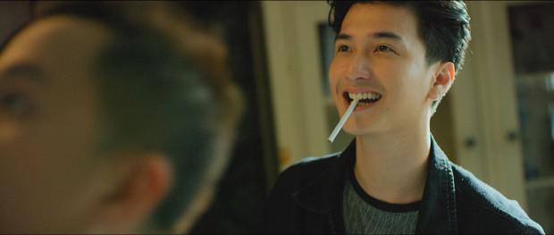 Vừa gây tranh cãi vì tên phim, Vô Gian Đạo tiếp tục tung trailer đánh đấm sặc mùi Hồng Kông - Ảnh 12.