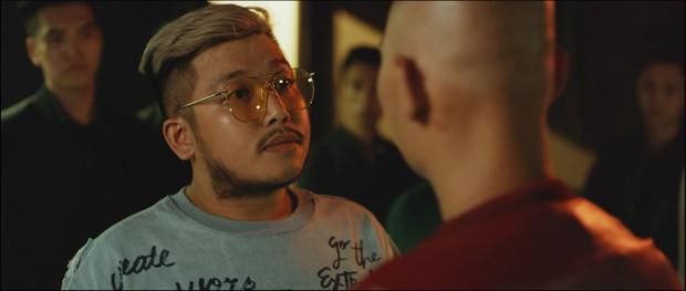 Vừa gây tranh cãi vì tên phim, Vô Gian Đạo tiếp tục tung trailer đánh đấm sặc mùi Hồng Kông - Ảnh 4.