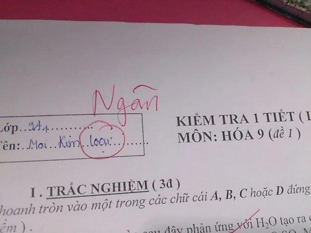 Tổng hợp những tình huống mất não của học sinh trong phòng thi, run đến nỗi quên luôn tên mình! - Ảnh 3.