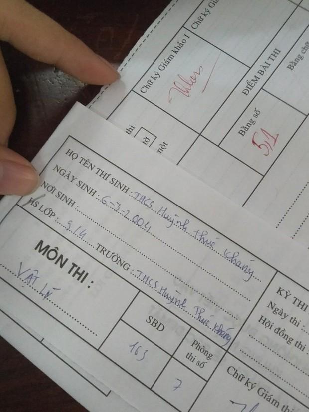 Tổng hợp những tình huống mất não của học sinh trong phòng thi, run đến nỗi quên luôn tên mình! - Ảnh 7.