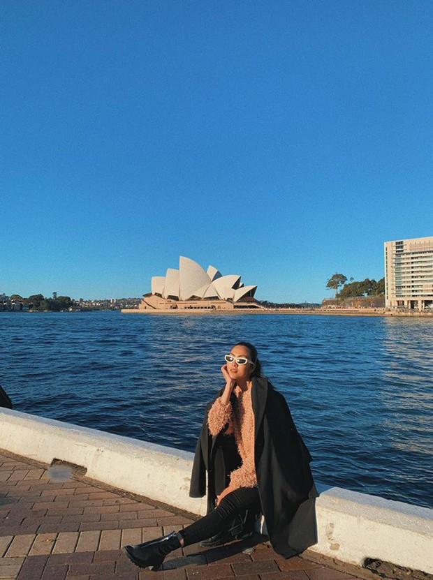 Dàn mỹ nhân Vbiz đồng loạt check-in Sydney, đáng chú ý nhất là chuyện đi hái táo mà bị hớ của Tăng Thanh Hà - Ảnh 3.