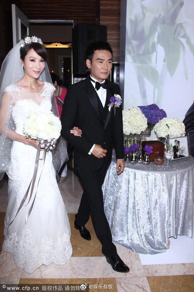 Cbiz thêm 1 cuộc hôn nhân đổ vỡ? Triển Chiêu Tiêu Ân Tuấn cắt đứt tình cảm với bà xã thứ 2 sau 5 năm cưới - Ảnh 4.