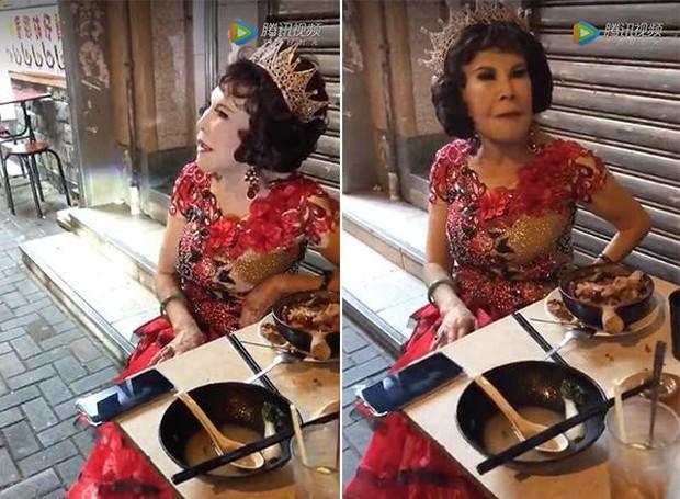 Thảm hoạ thẩm mỹ Hong Kong: Ban ngày đeo mặt nạ hát múa mãi nghệ kiếm tiền, ban đêm cô quạnh lẻ bóng tuổi 86 - Ảnh 12.