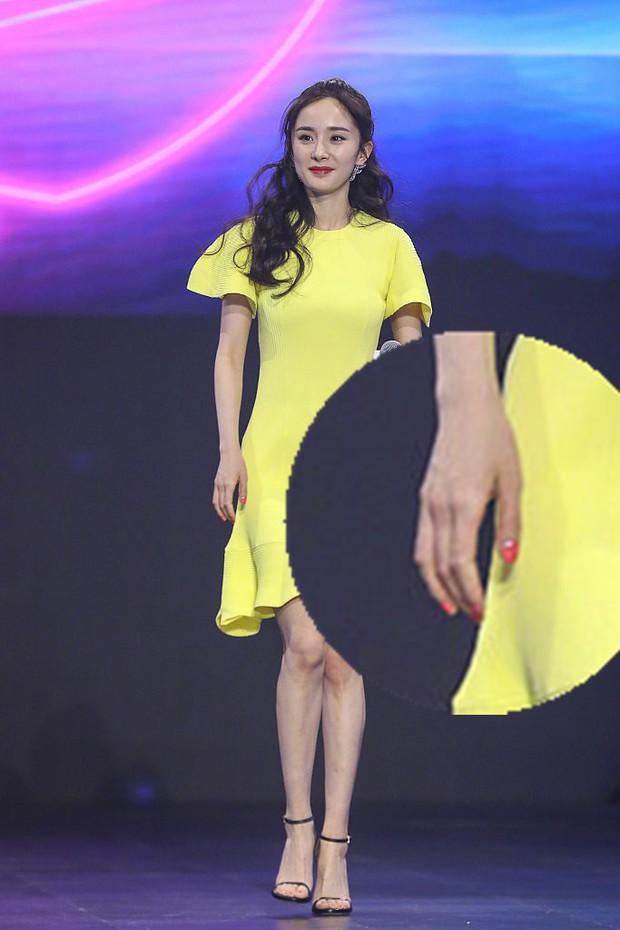 Nhìn những hình ảnh này là biết lý do vì sao Dương Mịch không thể sống thiếu photoshop! - Ảnh 5.