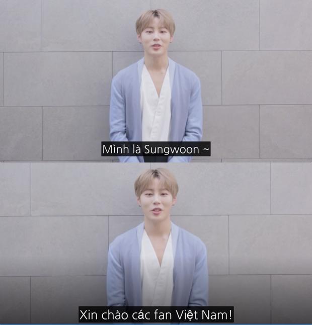 Cựu thành viên Wanna One và KARD đặc biệt chào fan Việt trước khi đến TP.HCM, lần đầu có fansign với một ca sĩ Vbiz - Ảnh 1.