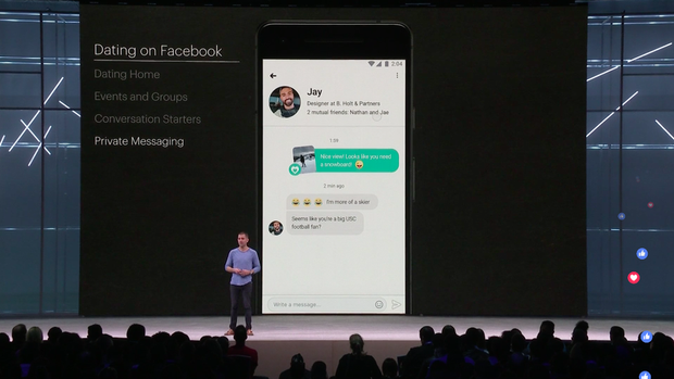 """Facebook Dating thực sự """"hổng"""" 2 thứ, không phải chuyện đùa khi hẹn hò online - Ảnh 3."""