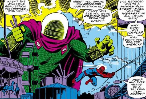 Để anh Beck mặc đồ giống từ Iron Man, đến Vision và Thor, NSX Spider-Man: Far From Home muốn gì? - Ảnh 1.