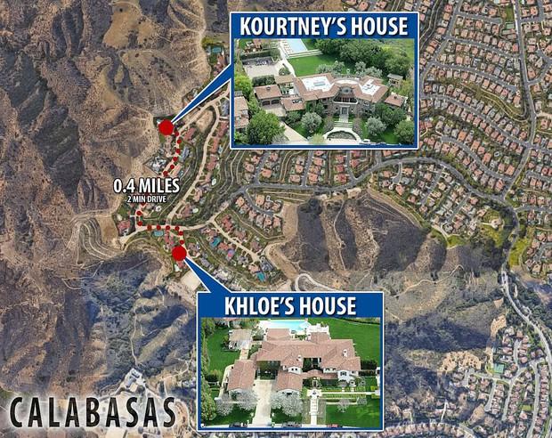 Biết nhà Kardashian giàu nhưng ai ngờ giàu đến độ này: Thầu hẳn khu đất khổng lồ xây 6 biệt thự trăm tỉ chỉ vì 1 lý do đơn giản - Ảnh 11.