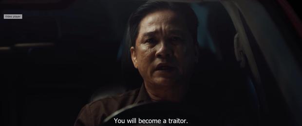 Vừa gây tranh cãi vì tên phim, Vô Gian Đạo tiếp tục tung trailer đánh đấm sặc mùi Hồng Kông - Ảnh 14.