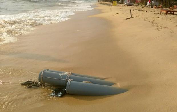 Hàng loạt bãi biển nổi tiếng tại Việt Nam kêu cứu vì dòng nước thải bẩn xả thẳng từ các hệ thống cống thoát nước - Ảnh 8.