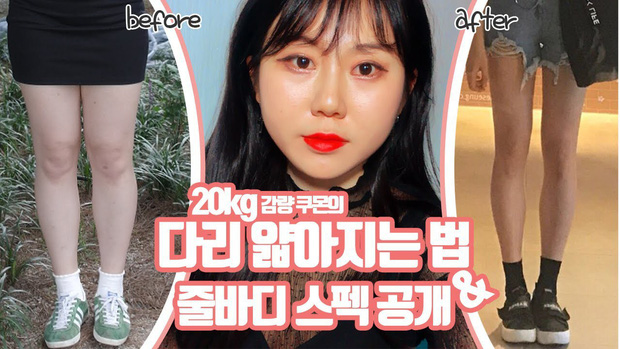 Những màn Before - After siêu đỉnh từ gái Hàn: giảm được 10 - 20kg là chuyện quá bình thường - Ảnh 14.