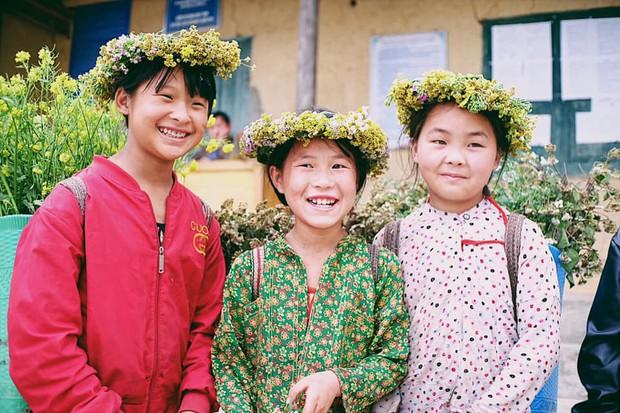 """Cuộc trò chuyện lúc nửa đêm với cô gái đi Hà Giang để """"gom về một vườn trẻ"""": Chỉ mong các em mãi giữ được sự thuần khiết như hoa như sương vùng đất này - Ảnh 4."""