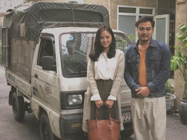 """Đăng ảnh bảnh bao khác xa trong phim, ông chồng vũ phu Trọng Hùng Về nhà đi con đã khiến khán giả """"đổ rầm rầm"""" - Ảnh 4."""