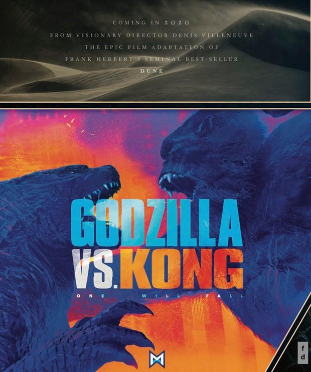 Tiết lộ kẻ thù chung cực kì nguy hiểm của Godzilla và Kong ngay đoạn kết Godzilla: Đế Vương Bất Tử - Ảnh 6.