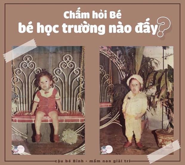 Ngắm loạt ảnh hồi nhỏ của dàn sao Running Man Việt, đố bạn nhận ra Ninh Dương Lan Ngọc! - Ảnh 6.