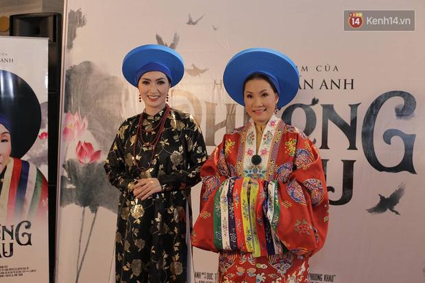Thánh ăn hại Jun Phạm thần thái bất ngờ, sánh đôi hoàng hậu Diễm My 9x trên thảm đỏ phim cung đấu Việt Nam Phượng Khấu - Ảnh 3.