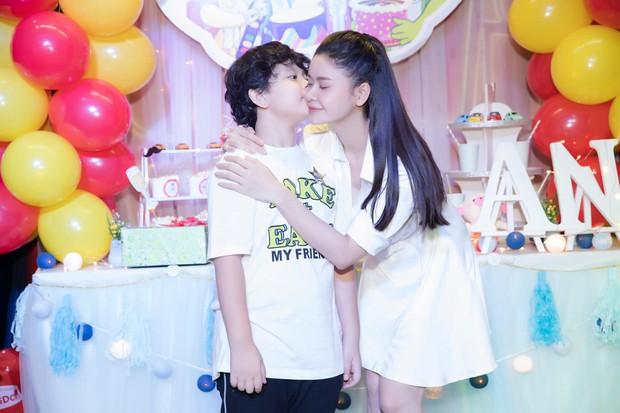 Trương Quỳnh Anh tổ chức tiệc sinh nhật 7 tuổi cho con trai, hoàn toàn vắng mặt Tim - Ảnh 2.