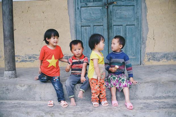 """Cuộc trò chuyện lúc nửa đêm với cô gái đi Hà Giang để """"gom về một vườn trẻ"""": Chỉ mong các em mãi giữ được sự thuần khiết như hoa như sương vùng đất này - Ảnh 6."""