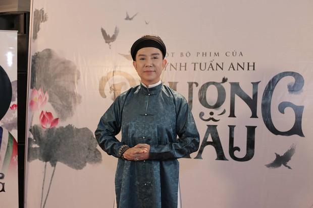 Thánh ăn hại Jun Phạm thần thái bất ngờ, sánh đôi hoàng hậu Diễm My 9x trên thảm đỏ phim cung đấu Việt Nam Phượng Khấu - Ảnh 6.