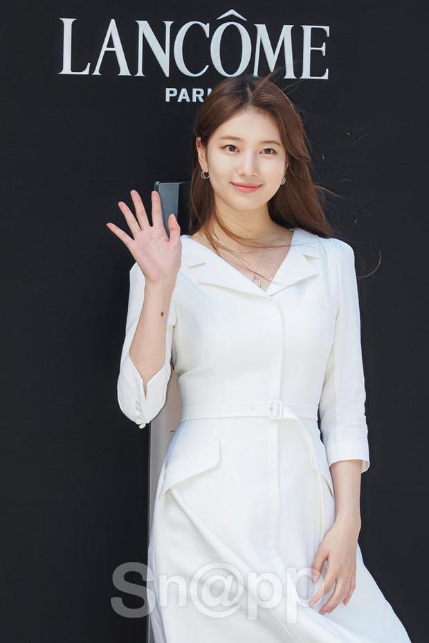 Sau loạt ảnh lung linh đến mức câm nín này, có lẽ Suzy đã đạt đến đẳng cấp nữ thần đẹp nhất Kpop - Ảnh 11.