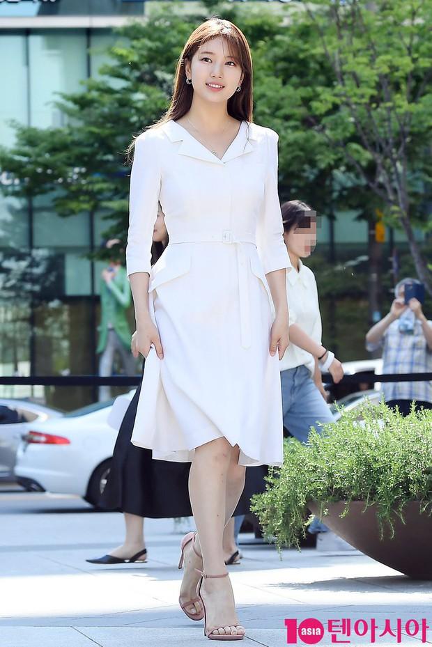 Sau loạt ảnh lung linh đến mức câm nín này, có lẽ Suzy đã đạt đến đẳng cấp nữ thần đẹp nhất Kpop - Ảnh 4.