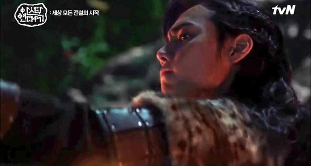 Chàng trai cực phẩm làm lu mờ cả Song Joong Ki trong tập mở màn Arthdal Chronicles là ai? - Ảnh 4.