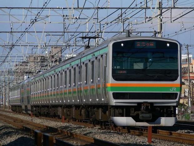 Tàu điện Nhật Bản gián đoạn vì bị trộm mất tay phanh, bảng điều khiển và nhiều thứ khác nữa - Ảnh 1.