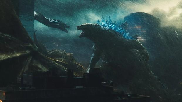 Chúa Tể Godzilla mãn nhãn thế này mà lại bị cho điểm thấp? Đừng tin những gì Rotten Tomatoes nói! - Ảnh 3.