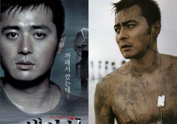 Khi 2 quý ông đã vợ Jang Dong Gun và Song Joong Ki đại chiến: Thành công từ sự nghiệp đến tội đồ cướp đi quốc bảo xứ Hàn! - Ảnh 4.