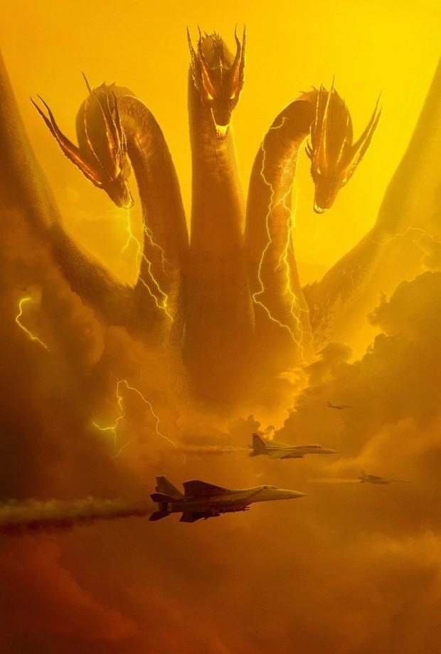 Chúa Tể Godzilla mãn nhãn thế này mà lại bị cho điểm thấp? Đừng tin những gì Rotten Tomatoes nói! - Ảnh 6.