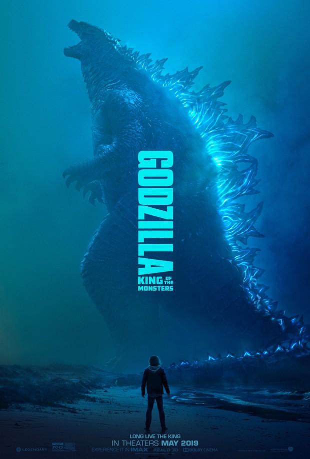 Chúa Tể Godzilla mãn nhãn thế này mà lại bị cho điểm thấp? Đừng tin những gì Rotten Tomatoes nói! - Ảnh 1.
