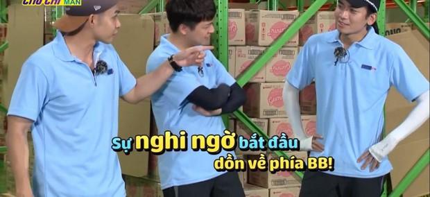 Running Man: BB Trần bị các thành viên nghi ngờ là gián điệp - Ảnh 3.
