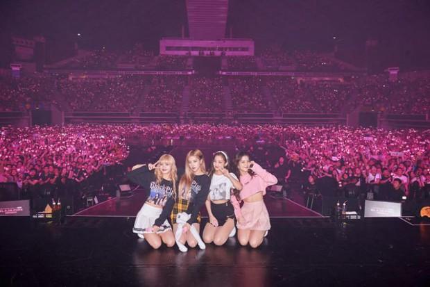 """""""Đọ"""" doanh thu concert của 3 nhóm Kpop ở các nước: BLACKPINK bất ngờ thua 1 boygroup bị chê """"flop"""" ở Mỹ - Ảnh 7."""