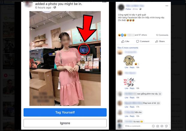 Rùng mình với độ cáo già của Facebook: Thoáng hiện mặt trên TV cũng bị tóm trong một nốt nhạc - Ảnh 1.