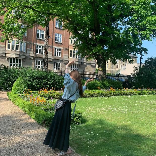 Chỉ có thể là Suzy: Đi du lịch châu Âu mà chụp hình... nhìn như ở Ba Vì, may là chị vẫn đẹp nên fan tha thứ hết! - Ảnh 10.