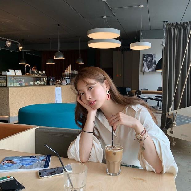 Chỉ có thể là Suzy: Đi du lịch châu Âu mà chụp hình... nhìn như ở Ba Vì, may là chị vẫn đẹp nên fan tha thứ hết! - Ảnh 5.