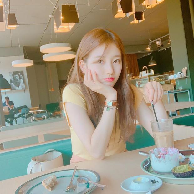 Chỉ có thể là Suzy: Đi du lịch châu Âu mà chụp hình... nhìn như ở Ba Vì, may là chị vẫn đẹp nên fan tha thứ hết! - Ảnh 7.