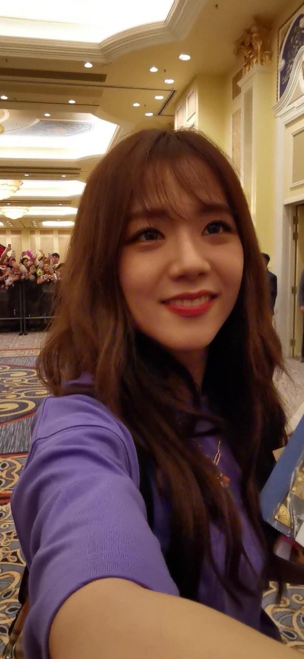Thần thái diễn viên, được ví như Miss Korea nhưng nhan sắc của Jisoo (BLACKPINK) qua camera thường có đến mức nữ thần? - Ảnh 2.