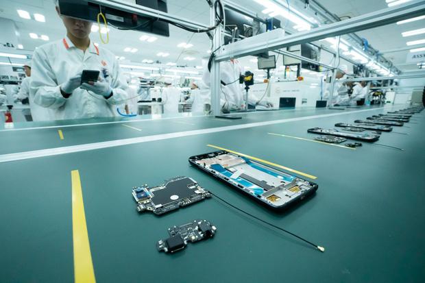 Vingroup động thổ nhà máy smartphone mới tại Hòa Lạc, công suất 125 triệu máy/năm - Ảnh 3.