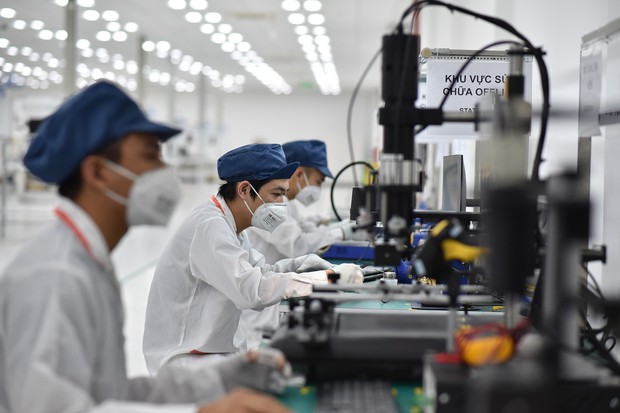 Vingroup động thổ nhà máy smartphone mới tại Hòa Lạc, công suất 125 triệu máy/năm - Ảnh 4.