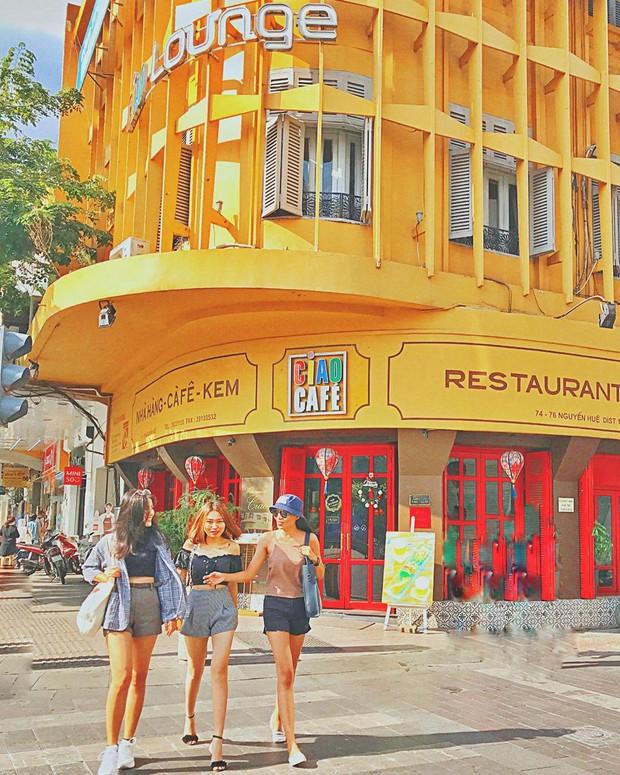 Sống ở Sài Gòn qua bao nồi bánh chưng, bạn đã check-in 5 background quán cafe sống ảo đình đám này chưa? - Ảnh 3.