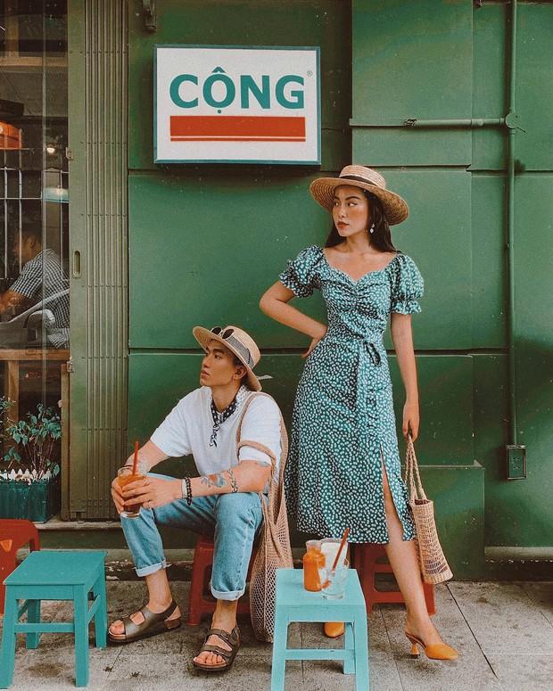 Sống ở Sài Gòn qua bao nồi bánh chưng, bạn đã check-in 5 background quán cafe sống ảo đình đám này chưa? - Ảnh 8.
