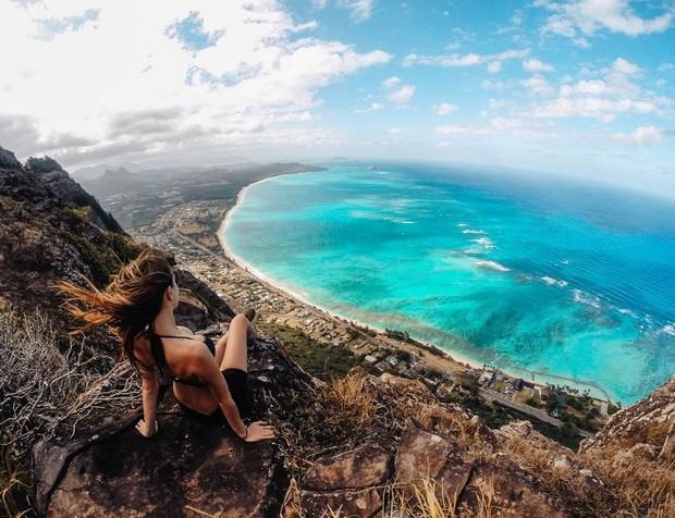 Cô gái trẻ nhất du lịch vòng quanh Trái Đất: Mới 21 tuổi đã đi qua 196 quốc gia, sắp phá vỡ kỷ lục Guinness - Ảnh 7.
