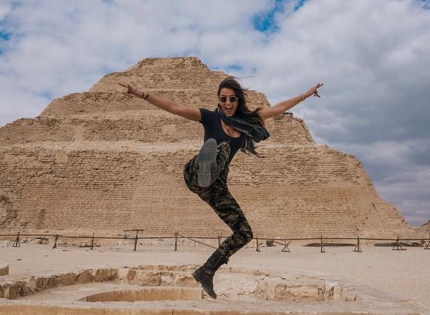 Cô gái trẻ nhất du lịch vòng quanh Trái Đất: Mới 21 tuổi đã đi qua 196 quốc gia, sắp phá vỡ kỷ lục Guinness - Ảnh 13.