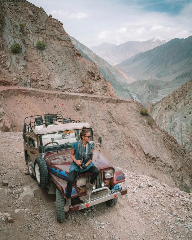 Cô gái trẻ nhất du lịch vòng quanh Trái Đất: Mới 21 tuổi đã đi qua 196 quốc gia, sắp phá vỡ kỷ lục Guinness - Ảnh 5.