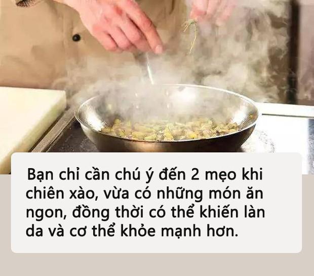 Khi nấu ăn không chú ý đến điểm này sẽ khiến bạn dễ mắc bệnh béo phì và xấu xí - Ảnh 2.