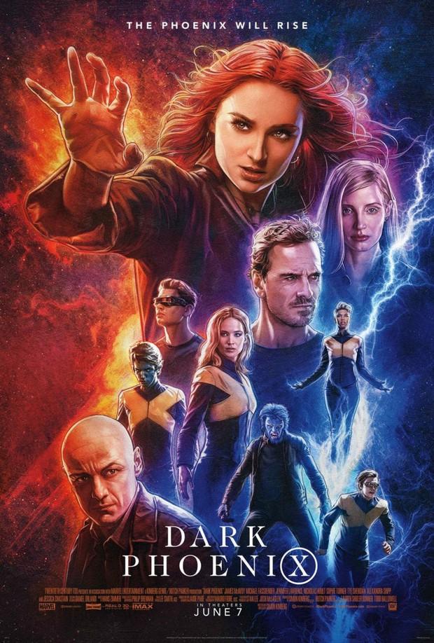 """Được quảng bá rầm rộ, """"X-Men: Dark Phoenix"""" vẫn bại trận trước đội thú cưng sang chảnh - Ảnh 1."""
