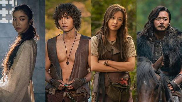 HOT: BLACKPINK Ji Soo debut làm diễn viên, chính thức về đội thổ dân thời đồ đá cùng Song Joong Ki! - Ảnh 3.