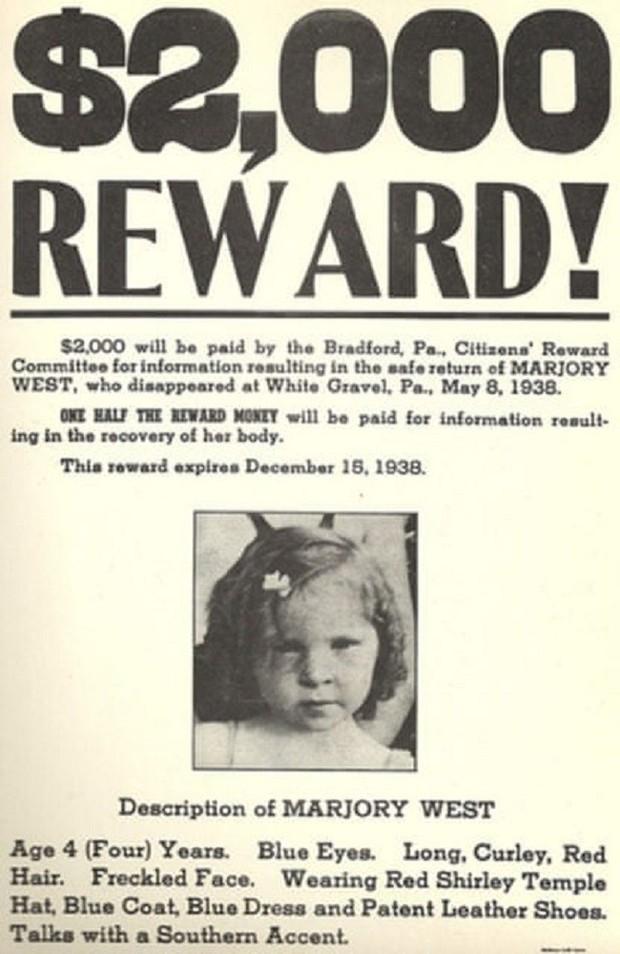 Vụ mất tích quái đản nhất lịch sử Mỹ: Bé gái biến mất trong nháy mắt, cả nghìn người lùng sục khắp nước Mỹ nhưng 80 năm vẫn không rõ sống chết - Ảnh 4.